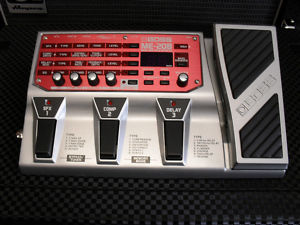 Bass effects from the Boss ME20B