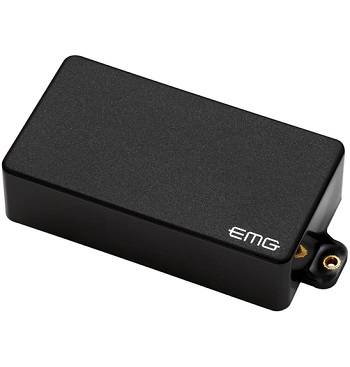 Active humbucker pickup by EMG includes solderless instal kit