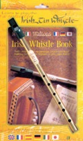 EWM1504 Irish Tin Whistle with book