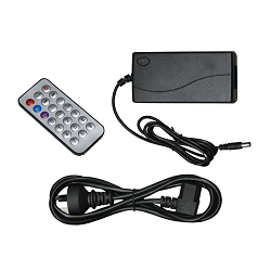 Remote-control for USB/SD/MP3 player